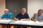 Les signatures de convention s'enchainent